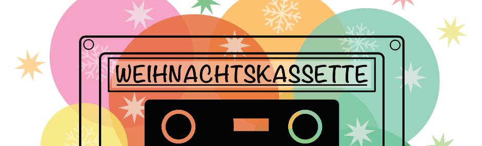 Weihnachtskassette Website Titel